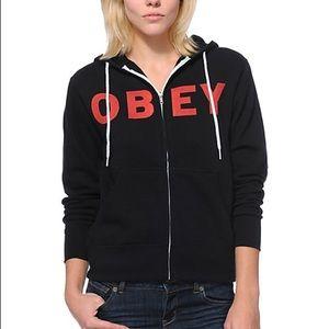 OBEY Rocket to Nowhere Sweatshirt WS